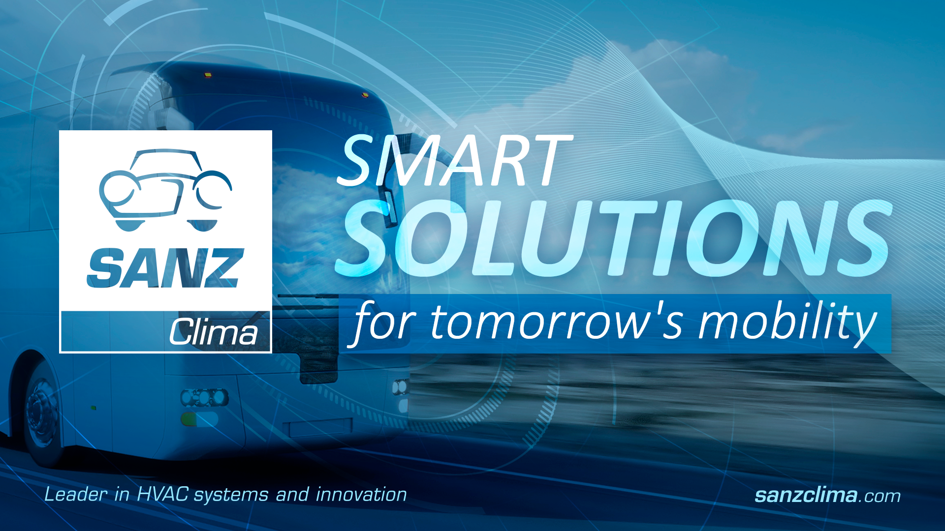 Smart Solutions for tomorrow's mobility by Sanz Clima