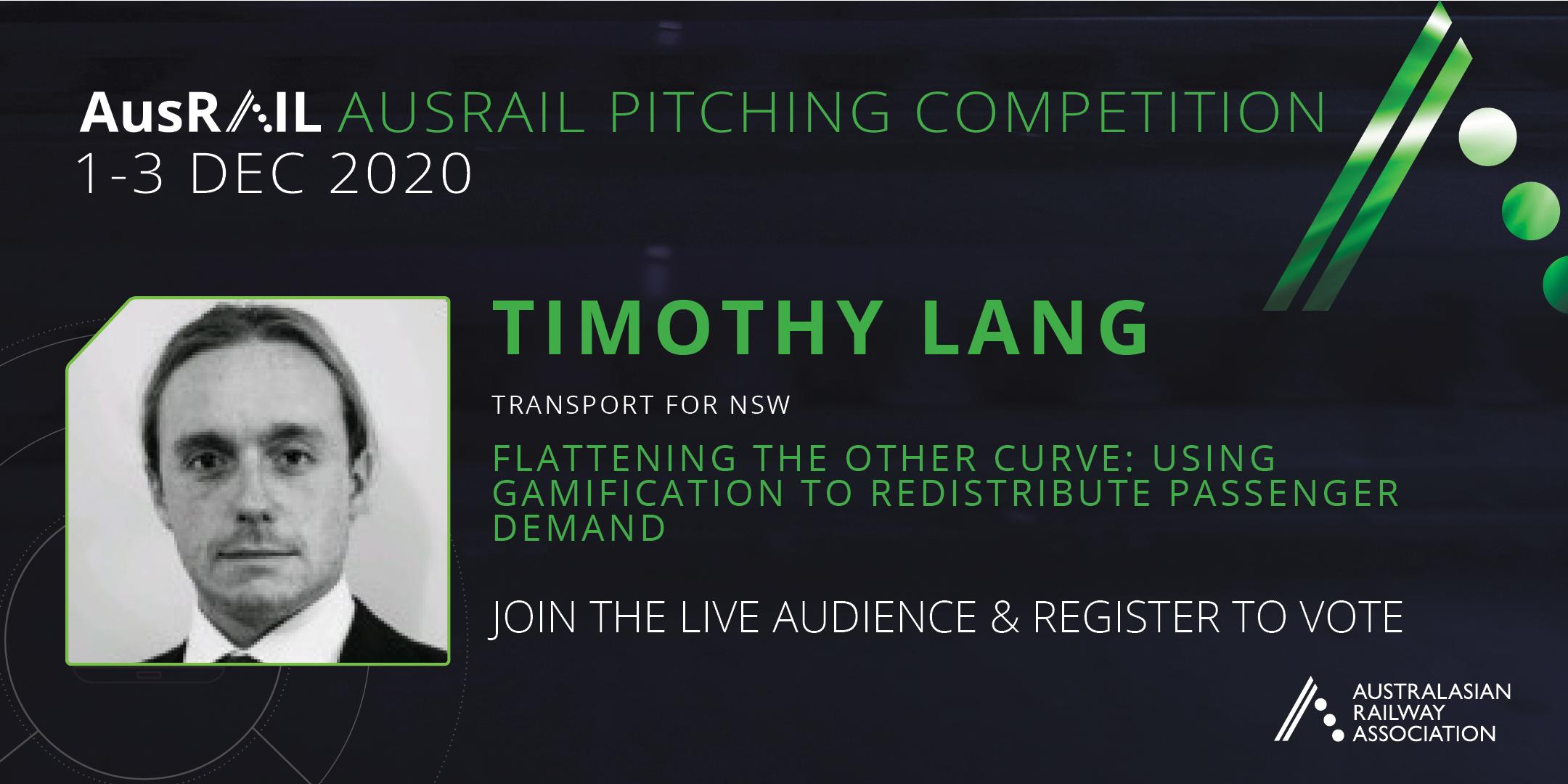 Timothy Lang