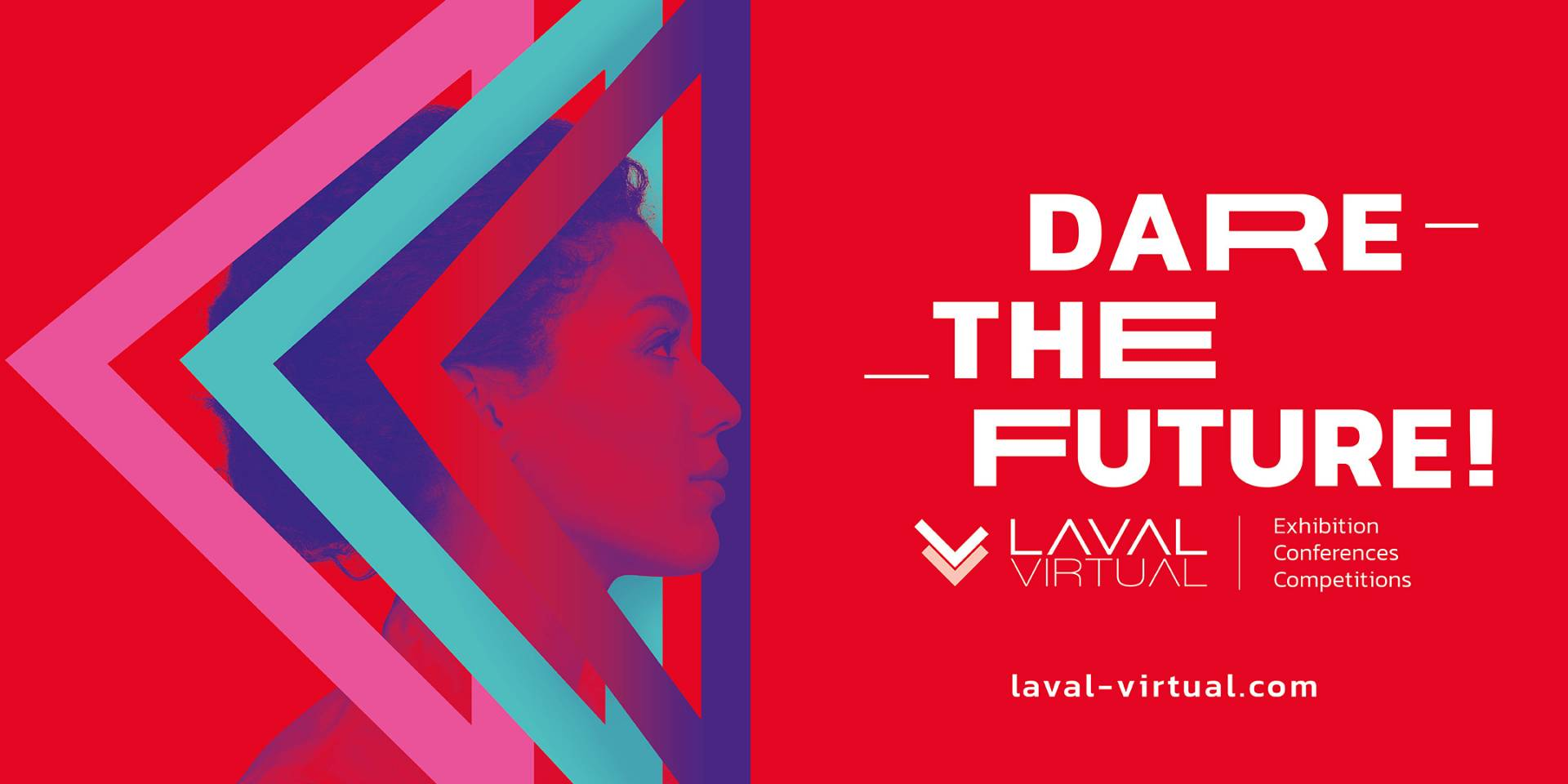 Laval Virtual : Exhibition and Conference on VR/AR