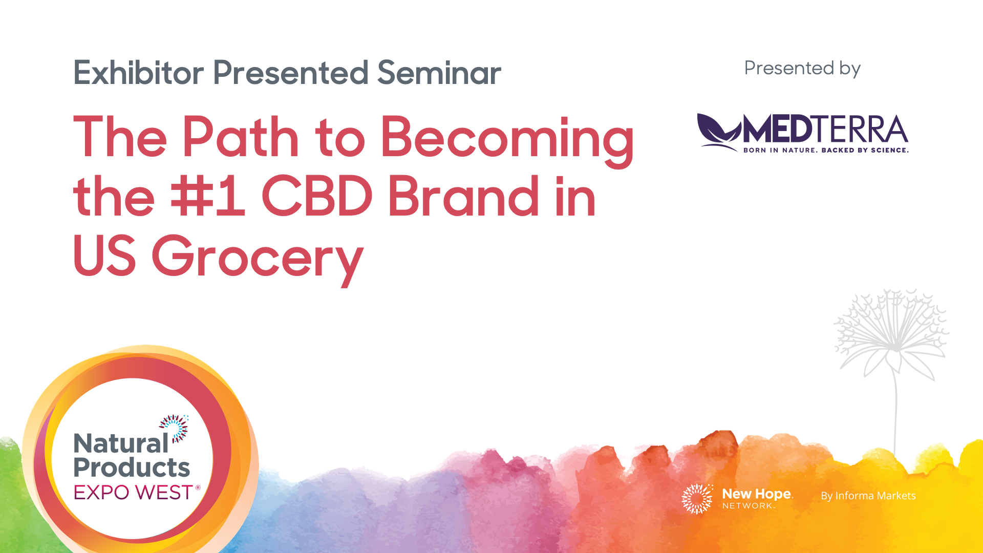The Path to Becoming the #1 CBD Brand in US Grocery