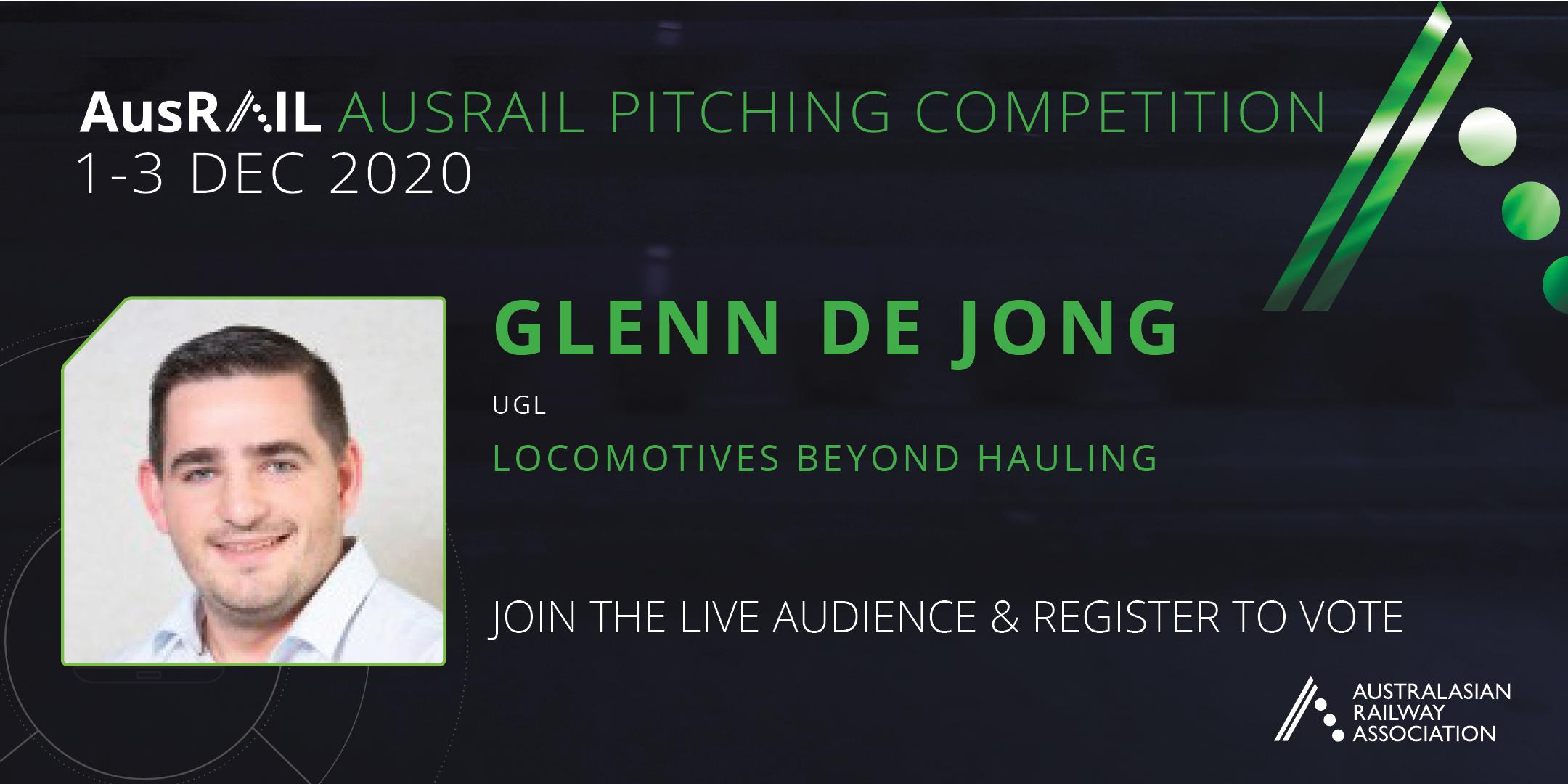 Glenn de Jong