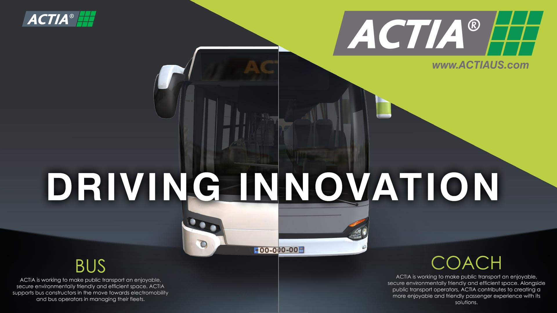 Driving Innovation (by ACTIA)