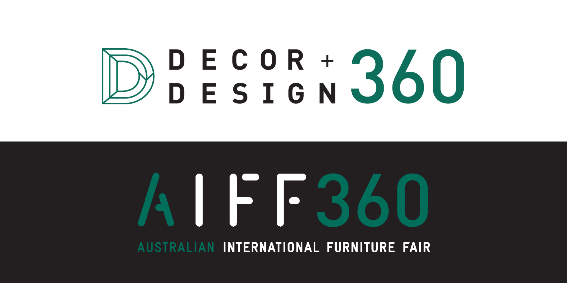DECOR + DESIGN & AIFF 360