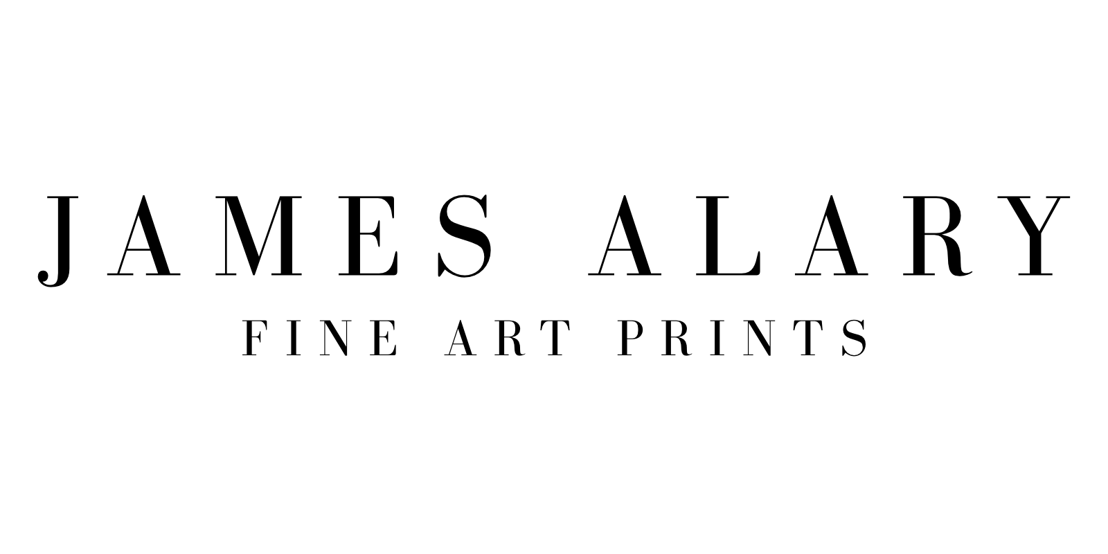 JAMES ALARY FINE ART PRINTS