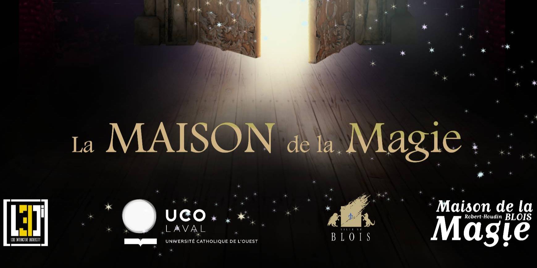 MAISON DE LA MAGIE - HOUDAIN