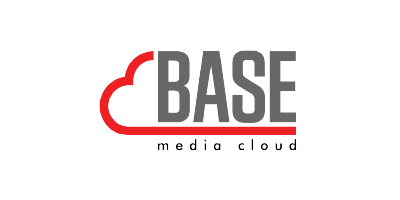 BASE Media Cloud logo
