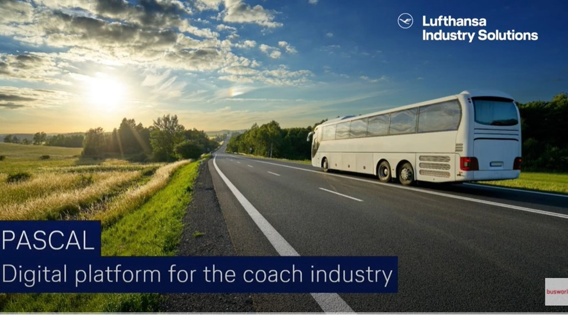 PASCAL, digital platform for the motorcoach industry